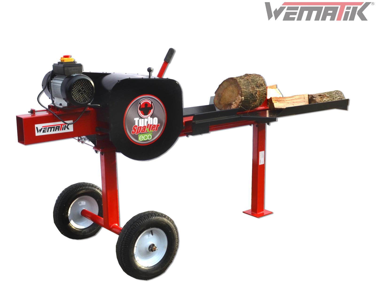 Beliebt Bevorzugt Turbo Splitter Eco 25t turbospalter Wood Splitter schnellspalter @CF_81